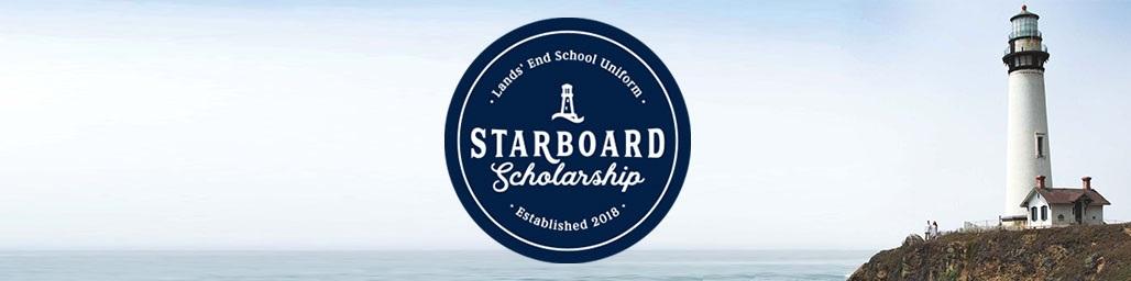 Lands' End Starboard Scholarship Program